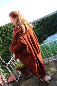Check out this item in my Etsy shop https://www.etsy.com/uk/listing/267109320/brown-mohair-cardy-coat-handmade-one
