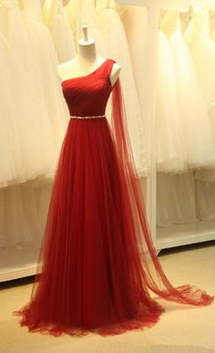 Red A-line/Princess Prom Dresses, Red Prom Dresses, A-line/Princess Prom Dresses, Long Prom Dresses, High Low Dresses, One Shoulder Dresses, Long Red dresses, High Low Prom Dresses, Beautiful Prom Dresses, Red Long dresses, Long Red Prom Dresses, Prom Dresses Long, Prom Dresses Red, Red Long Prom Dresses, One Shoulder Prom Dresses, Tulle Prom Dresses, Red High Low dresses, Beautiful Red Dresses, Prom Long Dresses