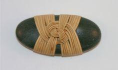 GALLERY Zen Rock, Rock Art, Stone Wrapping, Stone Art, Wraps, Gallery, Pattern, Basket Weaving, Baskets