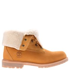 07b42acae9 Women s Timberland Authentics Waterproof Fold-Down Boots Color  Wheat Size   9