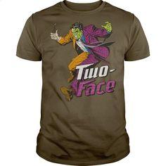 DC Two Face T Shirt, Hoodie, Sweatshirts - design a shirt #hoodie #Tshirt