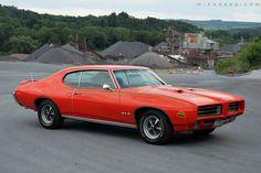 """The 1969 GTO """"Judge"""""""