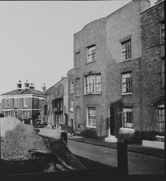 Union Wharf & Harbour Masters Office 1937 Greenwich