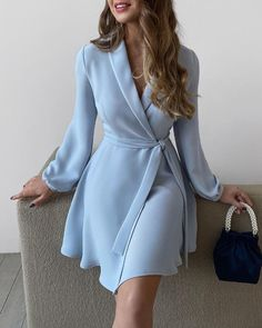 Elegant Outfit, Classy Dress, Classy Outfits, Elegant Dresses, Pretty Dresses, Stylish Outfits, Pretty Outfits, Formal Evening Dresses, Trend Fashion