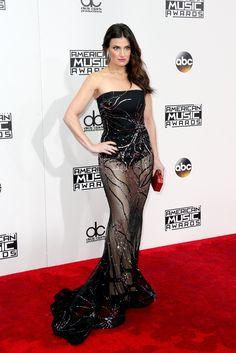Idina Menzel - Wearing a Thai Nguyen Atelier gown.