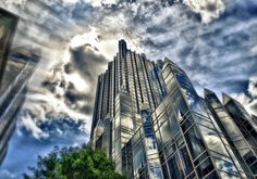 Because every time you go downtown, you become distracted by the magical beauty of the architecture. | 26 Ways Pittsburgh Ruins You For Life