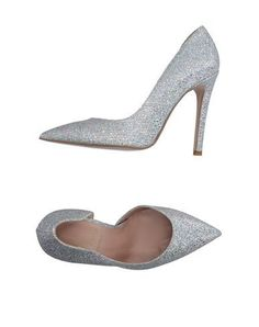LE STELLE Women's Pump Silver 10 US