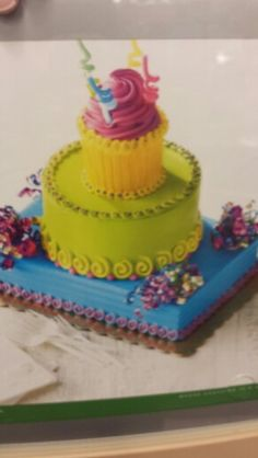Birthday Cake A Publix Wedding Cake Made Smaller P With