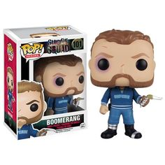 Suicide Squad Boomerang Pop! Vinyl Figure - Funko - Suicide Squad - Pop! Vinyl Figures at Entertainment Earth