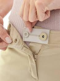 Image result for como ensanchar la cintura de un pantalon vaquero