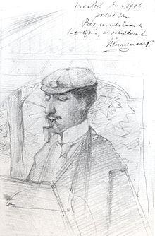 Piet Mondrian -  «solo cuando estemos en lo real absoluto el arte no será ya más necesario».