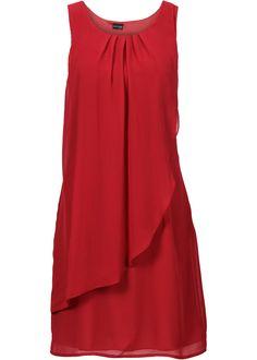 Beställ Klänning mörkröd - BODYFLIRT nu från 299.- kr i online-butiken på bonprix.se Toppaktuell klänning från BODYFLIRT. En elegant lager-på-lager-look ...