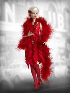 Red Hot | Tonner Doll Company