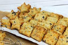 JULIA Y SUS RECETAS: Galletas saladas de queso y aceitunas Bread Recipes, Muffins, Appetizers, Favorite Recipes, Cookies, Baking, Eat, Quinoa, Gourmet