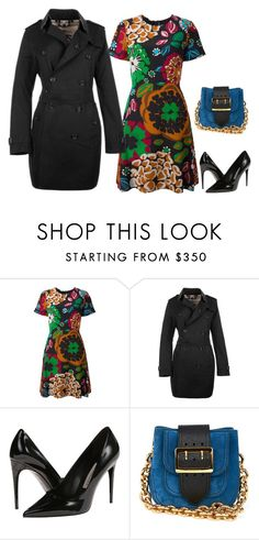 """""""Untitled #7102"""" by tailichuns on Polyvore featuring Burberry"""