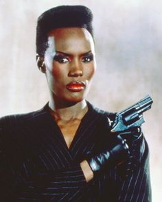 May Day  (Grace Jones)  A View To A Kill  1985