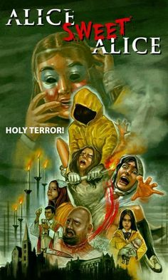 Alicie Sweet Alice Horror Movie Poster Slasher