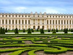 The one and only Versailles Palace in France