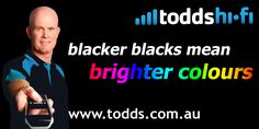 Brighter colours