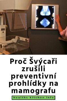 Proč Švýcaři zrušili preventivní prohlídky na mamografu