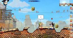 DDTank é um shooter MMO em 2D baseado em turnos. No jogo, os jogadores devem acertar nos oponentes através do mapa apontando e disparando corretamente os seus tiros. DDTank tem a mesma mecânica de jogo do clássico 'Worms', mas adiciona elementos de RPG.