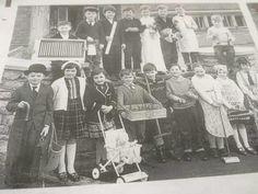 Opening of Twerton Infants 1964