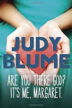 Are You There God? It's Me, Margaret. by Judy Blume, http://www.amazon.com/dp/0385739869/ref=cm_sw_r_pi_dp_Pjvfsb1KE8SYW