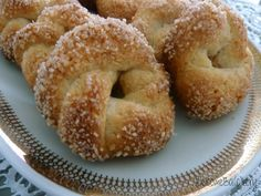 WelcomeBa(c)kery: Biscotti dolci al vino bianco e zucchero di canna (senza burro)