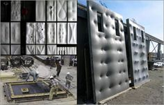 Material Reduction - Efficient Fabric-formed Concrete  MARK WEST