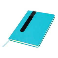 Notes w linie – jasnoniebieski - Fajnynotes. A5, Plastic Cutting Board, Notes, Simple Lines, Report Cards, Notebook
