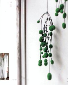 Excerpt from Knots Itoami Plants. crochet bu jungjung