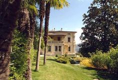 On the western shore of Lake Como on the outskirts of the charming village of Argegno is this elegant 6 bedroom Belle Epoque villa. The property has an elevated position and therefore benefits from superb lake views. There is a secure garage for three cars and large fully enclosed grounds with electric gates and sweeping driveway.