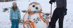 Wer bekommmt da keine Lust sofort einen Schneemann zu bauen? Do you wanna build a snowman? Follow @9gag @9gagmobile #9gag #bb8 (credit: tfrancis333) Ein von 9GAG (@9gag) gepostetes Foto am 13. Jan 2017 um 23:04 Uhr