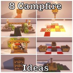 Plans Minecraft, Minecraft Farm, Cute Minecraft Houses, Minecraft Construction, Amazing Minecraft, Minecraft Tutorial, Minecraft Blueprints, Minecraft Crafts, Minecraft Buildings