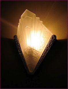 Oviatt penthouse light fixture  NewVintageLady: dance