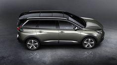 Peugeot 5008 vira SUV em segunda geração