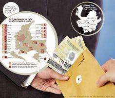 Alerta por inscripciones en 200 municipios La MOE llama la atención sobre este fenómeno, que debe ser revisado para evitar posibles delitos electorales en el futuro.