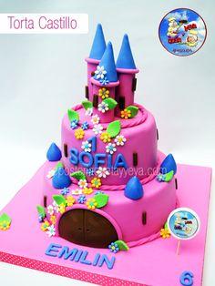 Torta Castillo - Castle cake