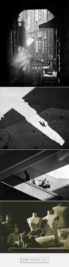 Hong Kong Yesterday by Fan Ho • Design Father - created via https://pinthemall.net