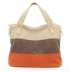 Paccony / CANNCI - Splice Casual Cross Body Shoulder Bag