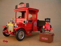 Anis del Mono victorian truck | Flickr: Intercambio de fotos