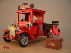 Anis del Mono victorian truck | Flickr