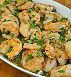 STED & PERFECTED RECIPE - Large shrimp are quickly sautéed with garlic and onions and then simmered in a traditional Vietnamese caramel sauce.