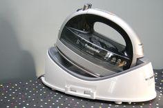 cordless iron! Genius!