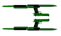 fan made rwby weapons - Google Search