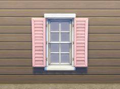 ModTheSims - Separate Window Shutters