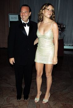 Mariah Carey & Tommy Mottola