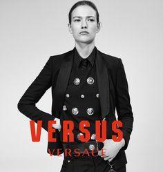 VERSUS VERSACE FALL 2015 campaign
