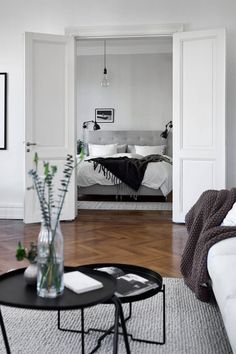 Last century home - via cocolapinedesign.com What do you think of these Scandinavian Bedroom ideas? LystHouse is the simple way to rent, buy, or sell your home, apartment, or condo. Visit http://www.LystHouse.com to maximize your ROI on your home sale.
