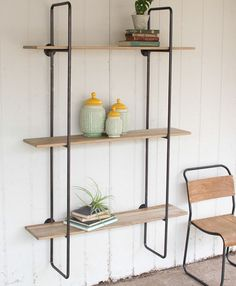 4 Tiered  Wall Shelf- CARGO